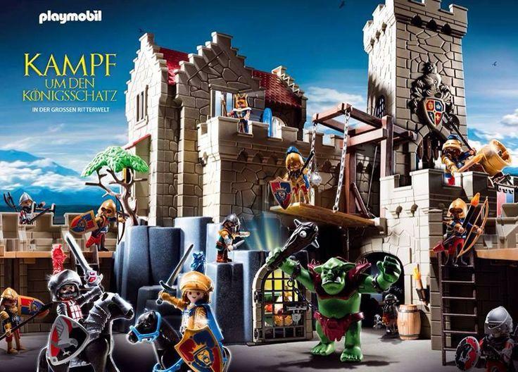 Playmobil 2014 medieval TROLL | Toys | Pinterest