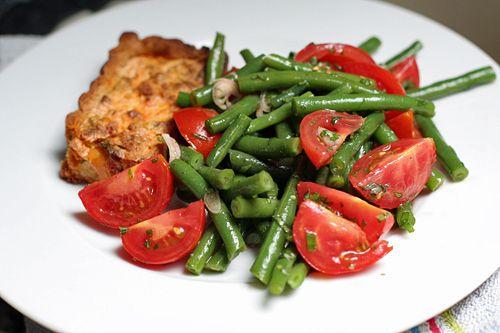 Herbed Ricotta Tart | Recipe