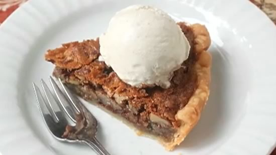 Chocolate Pecan Pie | american pie | Pinterest