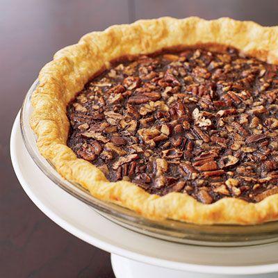 Maple-Pecan Pie   Recipe