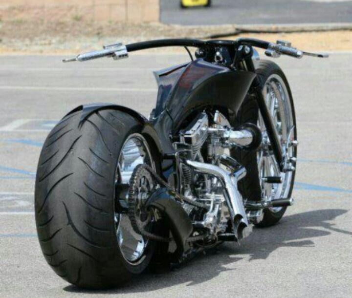 Kawasaki Fat Tire Motorcycle