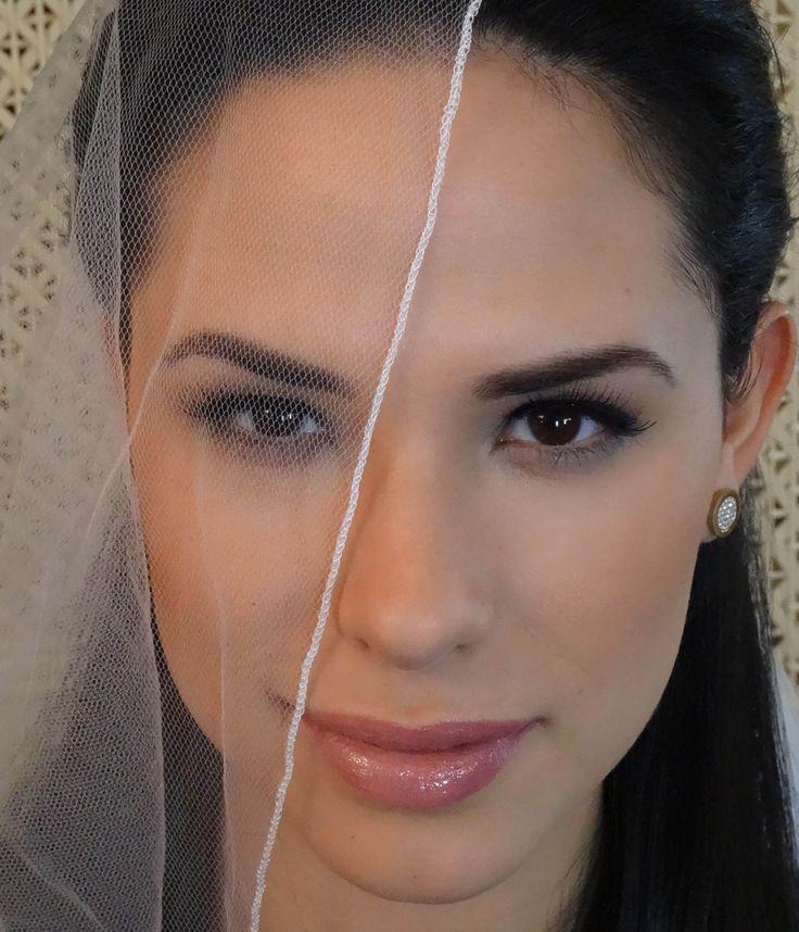 Pin by NY Prostyle Bridal on Dramatic Eye Bridal Makeup ...