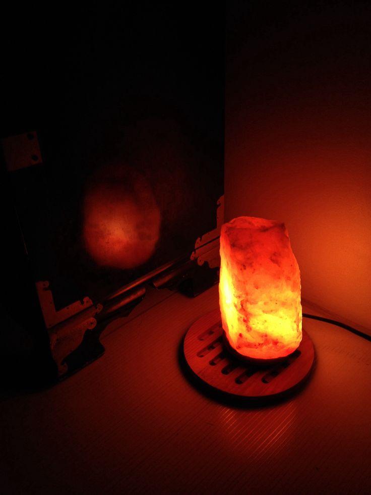 Uses Of Rock Salt Lamps : Himalayan salt lamp Benefits of Himalayan Salt Rock Lamps, Sold at