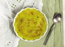Avocado creme brulee | Creme Brûlée ️ | Pinterest