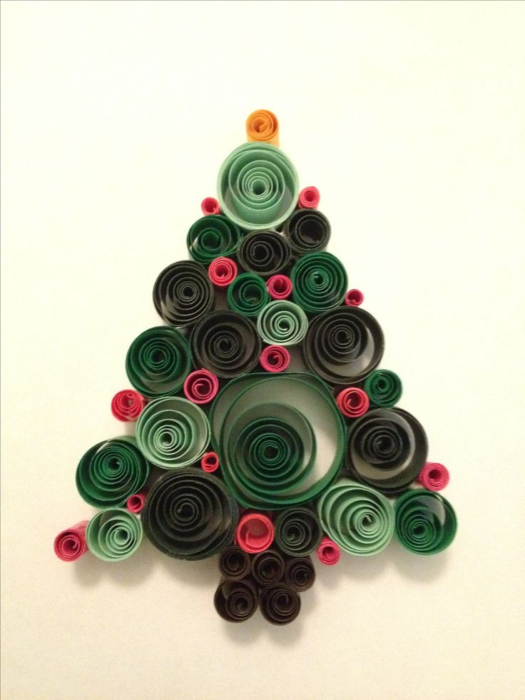 Quilling Christmas Ornaments