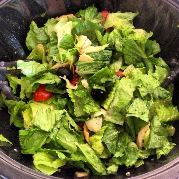 Lemon Garlic Salad Dressing | WW Friendly Recipes | Pinterest