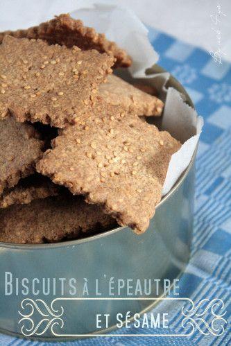 biscuit à l'épeautre et sésame b