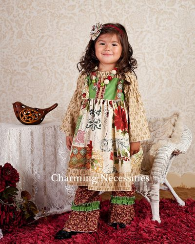 Christmas in paris knot dress girls dresses and tops pinterest