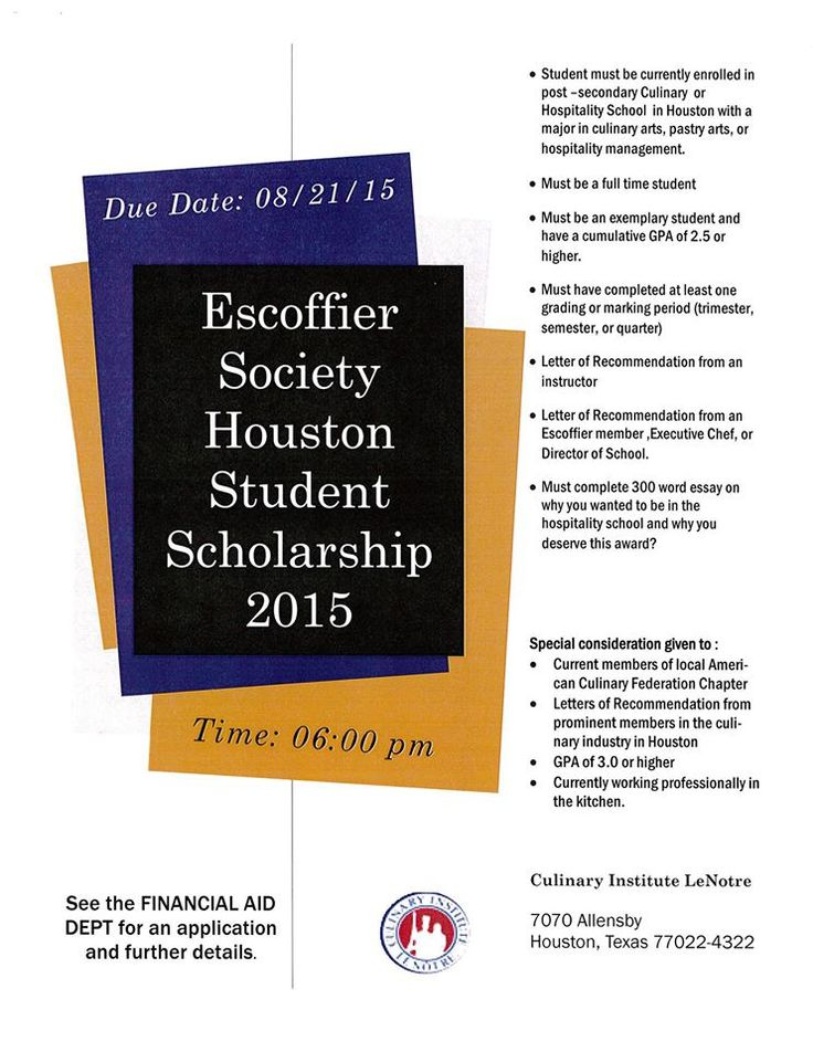 Essays about why you deserve a scholarship