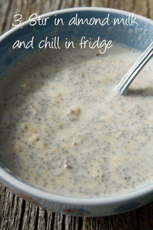 rawchiaseedporridge 2084 thumb Chia Seed Breakfast Bowl