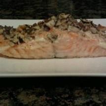 Main Dish Fish and Shellfish: Hazelnut-Crusted Salmon