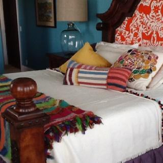 Mexican hacienda style #pantone #colortrend2014 #interiors #tribalthread #neutrals #exotic #burntorange #taupe