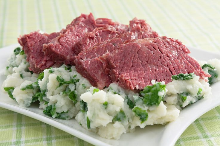 Traditional Corned Beef Ingredients: 1 3-pound beef brisket, grass-fed ...