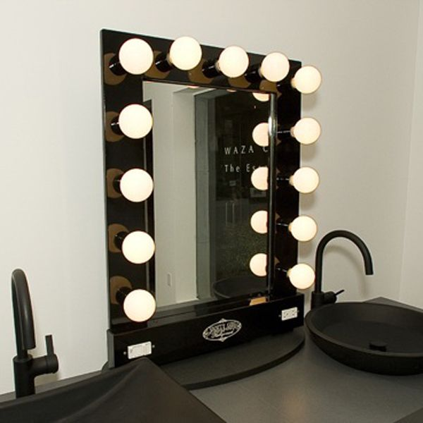 Vanity Girl Lighted Mirror : vanity girl mirror Make Up Pinterest