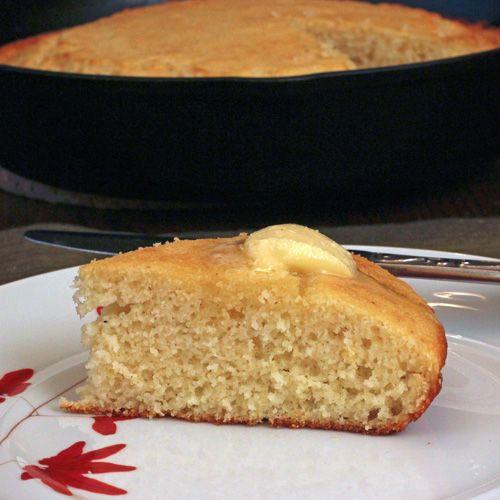 Southern Cornbread Recipe — Dishmaps