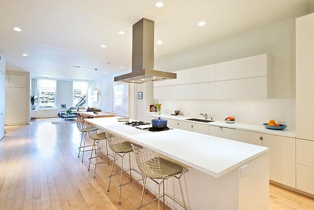 A STUNNING FULL-FLOOR LOFT  |  Manhattan, NY  |  Luxury Portfolio International Member - Halstead Property