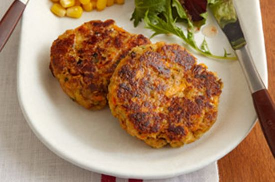 Baked tuna cakes recipes to try pinterest for Baked fish cakes