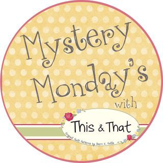 Mystery Monday #5