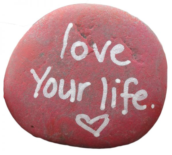 may 19, 2012: love your life | your daily rock - patti ...