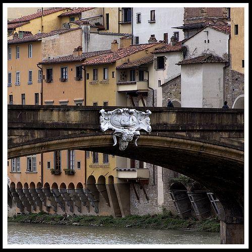 One of my favorite bridges... Santa Trinita, Firenze by Rita Crane Photography, via Flickr