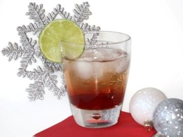 SPARKLING COCKTAILS: Merry Berry Cocktail