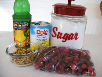 Cranberry Relish | Recipe