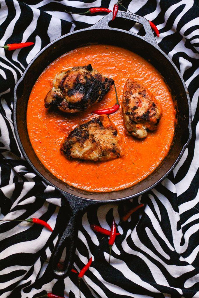 PERI-PERI CHICKEN | Savory Recipes | Pinterest
