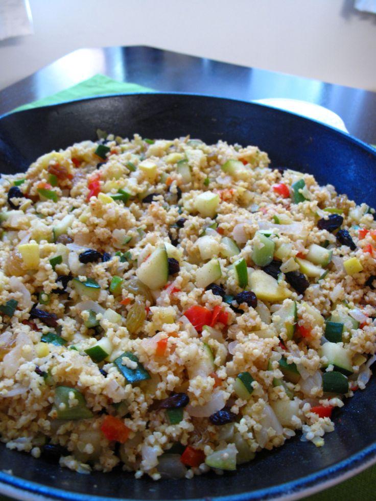 Savory-Sweet Summer Squash Salad | Eggplant & Olive Recipes | Pintere ...