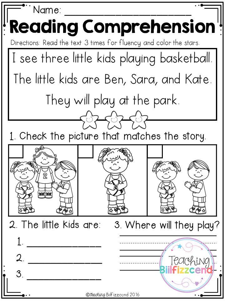 Free printable reading comprehension worksheets 4th grade