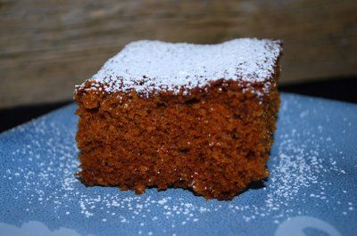 Gingerbread Snacking Cake | Cakes, Cupcakes and Frostings | Pinterest