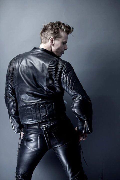 Fetish jacket jean