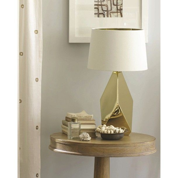 nate berkus for target gold lamp bedroom ideas pinterest