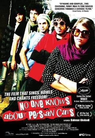 Ninguém Conhece os Gatos Persas (2009), filme iraniano