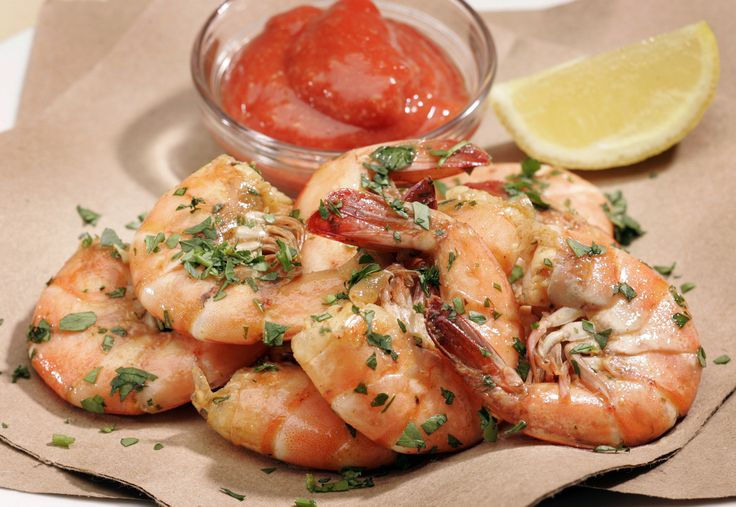 Peel-'n'-eat shrimp | Recipe