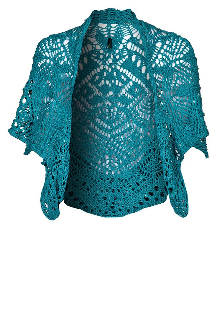 Benetton Cardigan  turquoise  Dream Closet  Pinterest