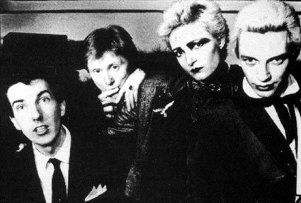 Siouxsie & The Banshees - An Interview With Siouxsie & The Banshees, June 1978 (Part Two)