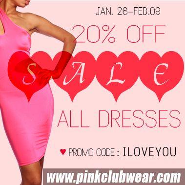valentine day sales