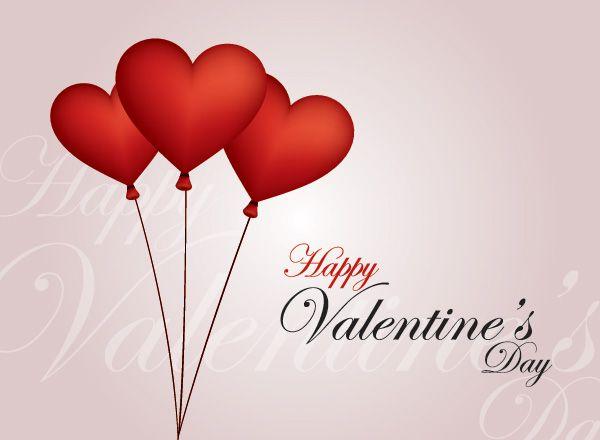 valentine vector graphics free