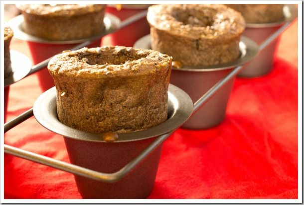 Spicy Hersheys Chocolate Popovers With Salted Dulce De Leche Recipes ...