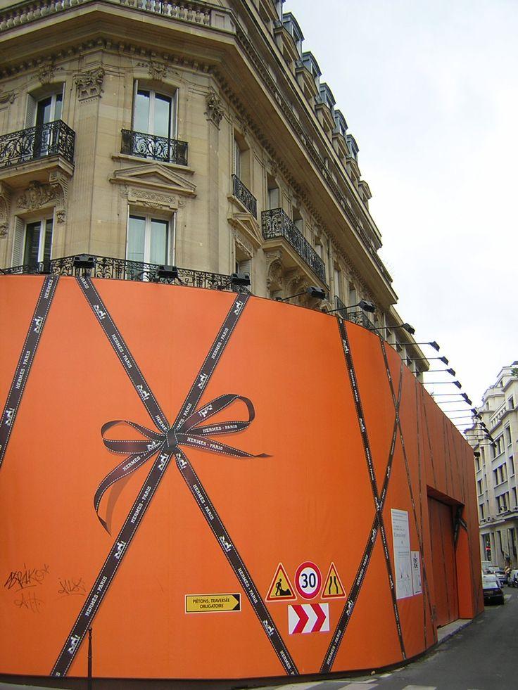 Hermes Paris Building