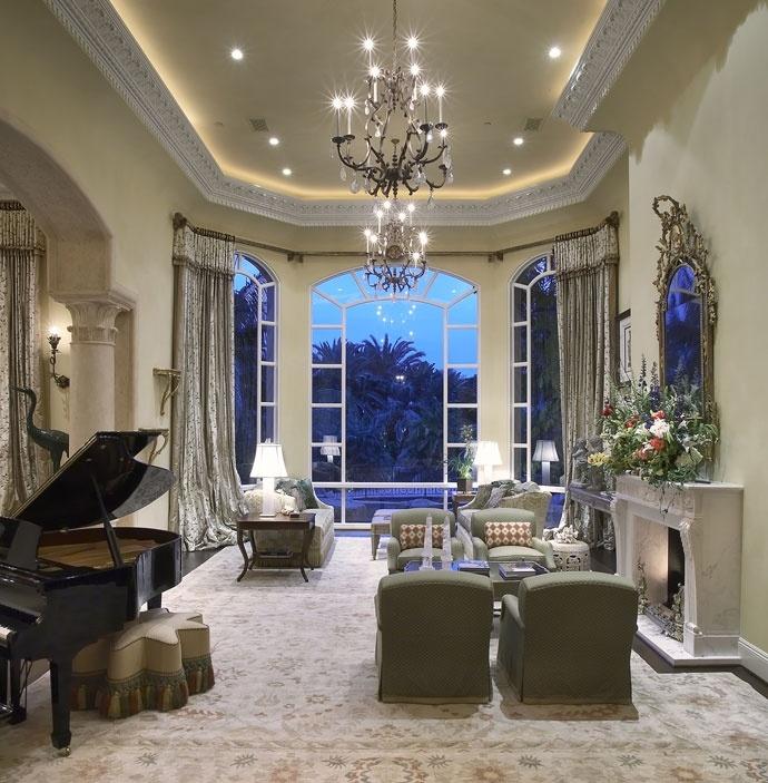 Neo Classical Living Room Interiors Pinterest