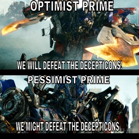 Optimist Prime Be For Real Or Beefaroni