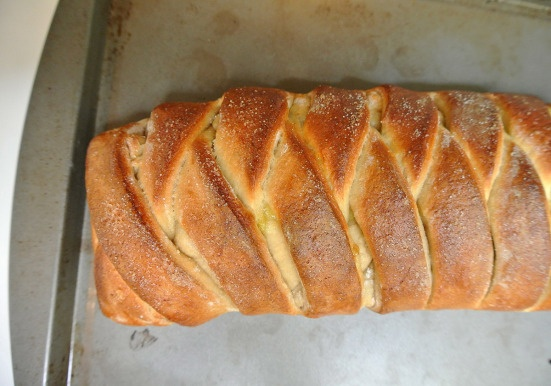 Braided Lemon Bread | Cream Puff, Eclair, Phyllo Dough and Puff Pastr ...