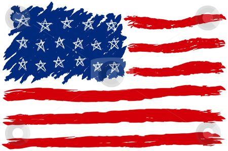 american flag clip art veterans day