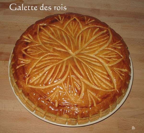 Galette f te des rois pinterest - Deco galette des rois ...