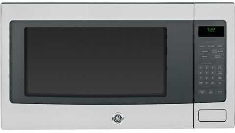 PEB7226SFSS GE Profile Series 2.2 Cu. Ft. Countertop Microwave Oven ...