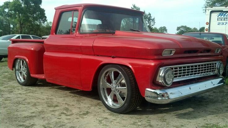 63 Chevy C10 Neat Rides Pinterest