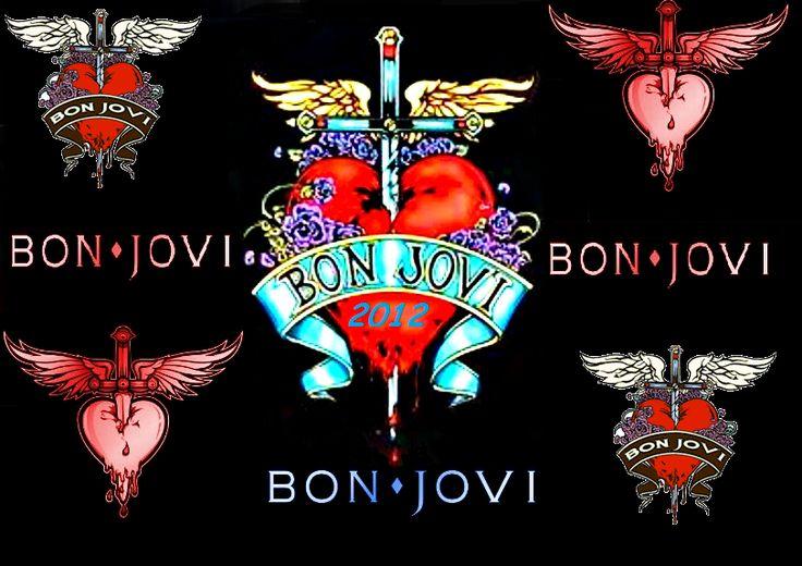 bon jovi logo - Google Search | my loves