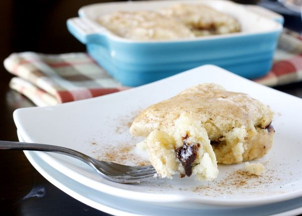 Biscuits: These cinnamon biscuits are like a cross between a gooey ...