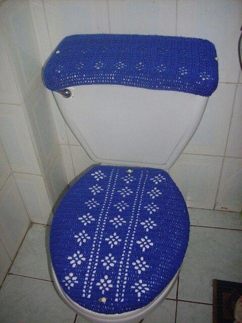 Juegos De Baño A Crochet:Juegos De Bano En Crochet
